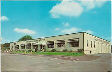 Garden Spot Gifts on Lincoln Highway in Lancaster PA Postcard 1963