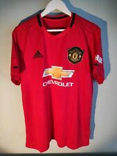 19/20 Man Utd Home SS Jersey - Large