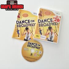 Dance on Broadway Nintendo Wii PAL Mint Disc CIB | Aus + FREE POST