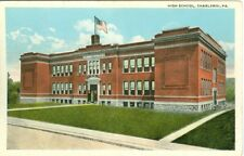 Charleroi PA The Cougar High School