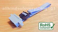 ** 10 WAY RIBBON CABLE WITH IDC MALE/FEMALE CONNECTORS - 10cm/20cm/30cm/40cm **
