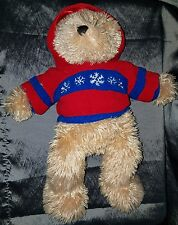 """Dan Dee Collectors Choice Bear Plush 18"""" With Knitted Sweater Or Best Offer OBO"""