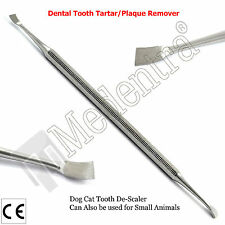 Dental DeScaler Tooth Dog's Tartar Removal Tool Pets Plaque Calculus Remover CE