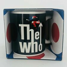 The Who - Leap And Arrow Iconic Logo Official Boxed Coffee Mug New In Box