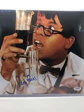 Jerry Lewis Signed Nutty Professor 11x14 Photo PSA/DNA COA