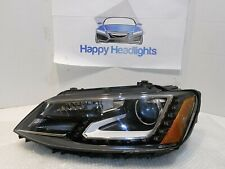 OEM 2015-2018 Volkswagen Jetta GLI Left Driver HID Xenon LED Headlight Lamp Bare