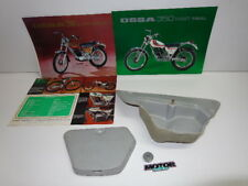 Ossa Mick Andrews, Sea, Explorer, side cover tool box ossa trial 250, 350