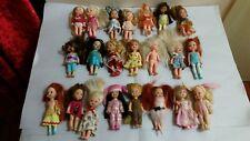 Kelly dolls.