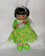Precious Moments Style August Happy Birthday Babies Doll Stuffed Plush Nwt