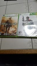 Call of Duty Modern Warfare 1,2,3 and Black Ops. *2 are new, all are complete*