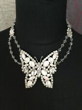Vintage Statement Butterfly Necklace  Beautiful Butler & Wilson Boxed