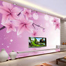 3D Pink Squid Flowers 169 Paper Wall Print Wall Decal Wall Deco Indoor Murals