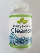 Daily Power Cleanse Natural Answers Premium Formula 180 Caps