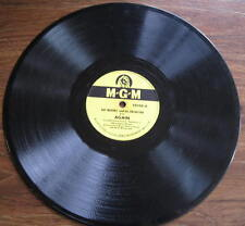 """Art Mooney - 78 rpm - """"Again"""" / """"Five Foot Two, Eyes Of Blue"""" - MGM 10398  VG"""