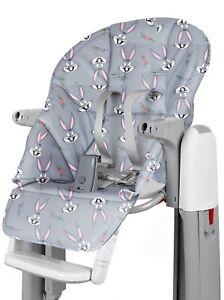 Bugs Bunny Cotton Peg Perego Tatamia Highchair Seat Pad Cover Cushion