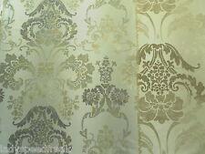 Designers Guild rideau tissu Kashgar 3,35 m Lin - 100% de coton damassé 335cm