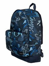 QUIKSILVER MENS BACKPACK BAG.BOYS POSTER RUCKSACK SHOULDER SCHOOL 7W 3406 BRQ8