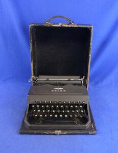 Adler 34 portable - Schreibmaschine - typewriter - Samml. Heilbronn - 2702