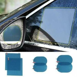 Car rearview mirror rainproof film side window HD water repellent film film F9A1