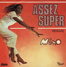 MINO ASSEZ SUPER / REGGAE FRENCH 45 SINGLE