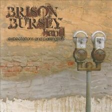 BRISON BURSEY BAND - Expectations And Parking Lots - CD - *NEW/ SEALED