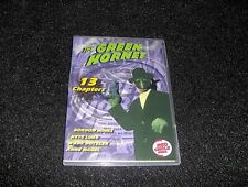 THE GREEN HORNET CLIFFHANGER SERIAL 13 CHAPTERS 2 DVDS