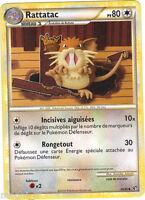 Pokemon N°34/90 - Raticate - PV80 (2774)