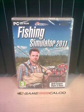 FISHING SIMULATOR 2011 (PC) NUOVO SIGILLATO