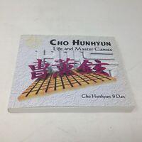 CHO HUNHYUN Life and Master Games 9 Dan (Asian Game of Go) PB Book w/ CD-ROM