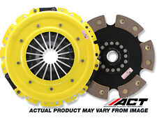 ACT FM12-HDR6 HD/Race Rigid 6 Pad for for 1986-95 Ford Mustang GT SVT Cobra