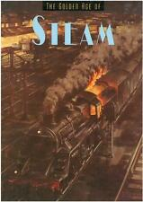 THE GOLDEN AGE OF STEAM BOOK By DEAM SERVER - TRAIN - GTC8C