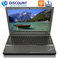 "Lenovo T540p 15.6"" Laptop PC Core i5 8GB 512GB SSD Webcam Wifi Windows 10 Pro"