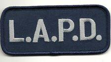 LAPD - Los Angeles:  Brustabzeichen Police Patch SWAT Polizei Abzeichen Aufnäher