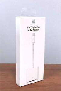 OEM NEW Apple MB570Z/B Mini DisplayPort to DVI Adapter White A1305