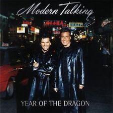 RARE Modern talking   year of the Dragon  CD 9th album 19T  thomas handers 2000