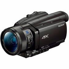 Sony FDR-AX700 FDR AX 700 4K HDR Camcorder Ultra HD Fachhändler OVP