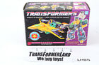 Fearswoop w/box Lightformers and Trakkons G1 Europe Transformers