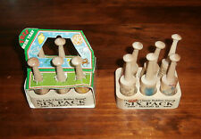 2 Little Classic Rubber Stamp Six Pack Holiday 5 & 6