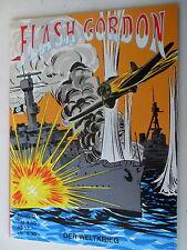 Flash Gordon - Band 12 - Der Weltkrieg - Pollischansky - Z. 1-2