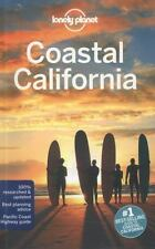 Lonely Planet Coastal California (Travel Guide)-ExLibrary