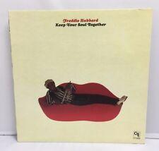 "Freddie Hubbard- KeepYour Soul Together 12"" Vinyl CTI 6036"