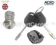 IGNITION SWITCH & LOCK (BARREL) WITH 2 KEYS FORD TRANSIT FOCUS CONNECT 1998-2013