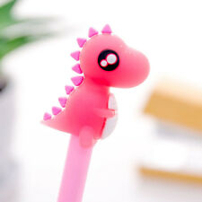 1pcs 0.38 mm Cute Kawaii Candy Dinosaur Boy Gel Pen School Office Supply Newly