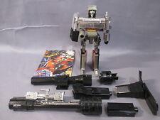 "Transformers 1984 G1 ""MEGATRON"" Complete Decepticon Leader *VINTAGE*"