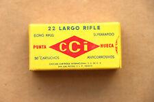 Cascade Cartridge International (Cci) 22 Long Rifle Hp Empty Box, Made in Mexico