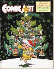 Rivista COMIC ART ANNO 1994 NUMERO 122 BOSCHI - FRANZ - SAMERANO - YELLOW KID