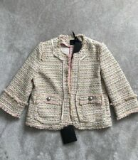 Boucle Jacket From Pinko (size 40/UK8)- 2019 Collection. REDUCED PRICE!i