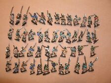 15mm Painted Jacobite infantry. Old Glory (48 Figures)