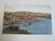 A R QUINTON Postcard 2394 SALCOMBE, FROM PORTLEMOUTH  Unposted  §A2378