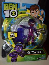 Ben 10 GLITCH BEN Action Figure PLAYMATES TOYS NEW